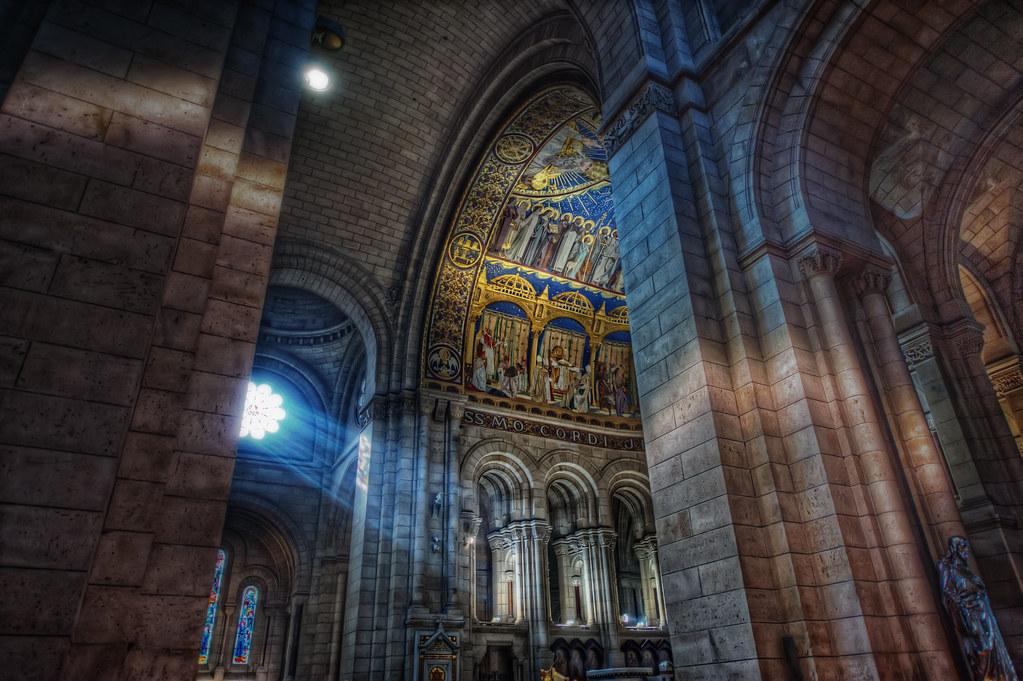 Basilique du Sacre-Couer