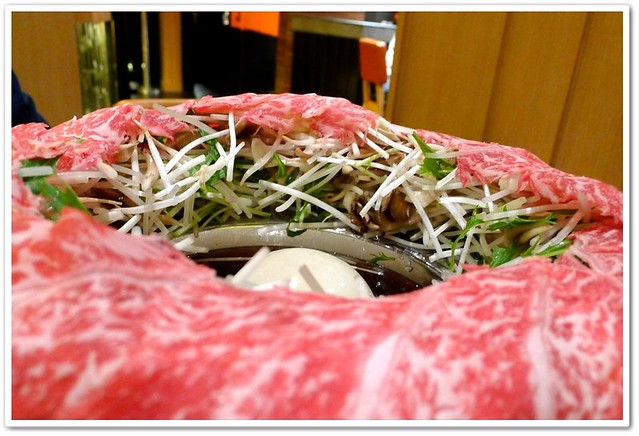 Collagen Beef Shabu Shabu