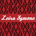 Leira Symone Logo 2_Pattern + Words