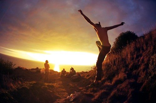 IF I JUMP. by Theo Gosselin