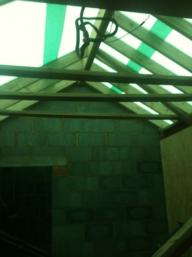 Family room has a roof by sashinka-uk