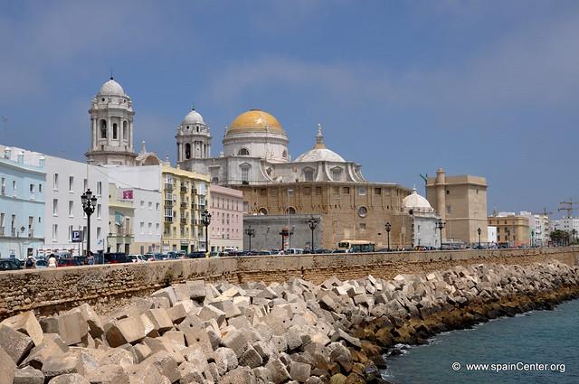 Cádiz, la tacita de plata