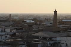 DSC_1804 (brilliant chang) Tags: minaret uzbekistan khiva ichonqala dishonqala