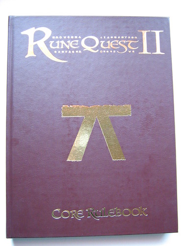 RuneQuest II: Core Rulebook