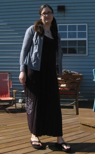 Suburban boho weekend wear