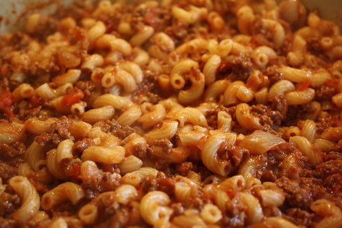 Ruhlman's Macaroni & Beef with Cheese | Hoobears's Blog