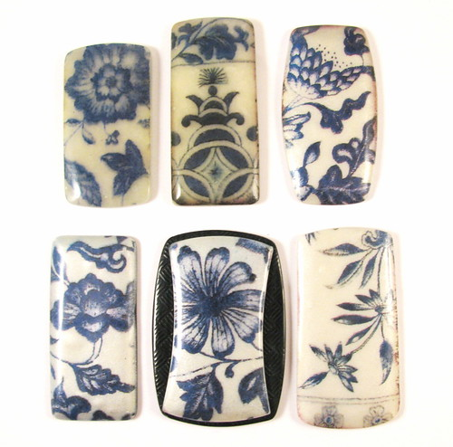 Faux Asian Pottery Series - Group 1