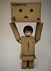 (greenplasticamy) Tags: lumix japanese robot amazon box mini panasonic cardboard micro 20mm 43 miura yotsuba danbo amazoncojp gf1 mft revoltech hayasaka enjoyeverything danboard micro43 microfourthirds minidanboard minidanbo miurahayasaka dmcgf1