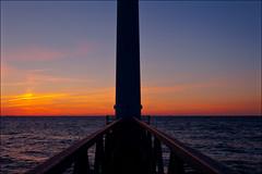 Sunset (Jan Hoogendoorn) Tags: sunset sun holland netherlands dutch zonsondergang nederland windmills zon hdr flevoland ijsselmeer windmolens markermeer ijsselmeerdijk swifterband