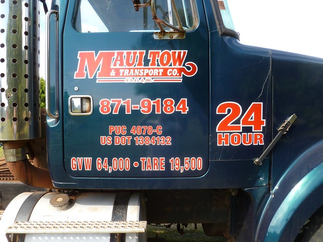 Maui Tow and Transport