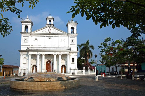 Santa Lucia in Suchitoto