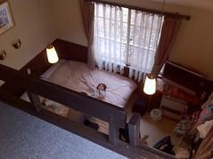 Bedroom(ペンションポエティカル)