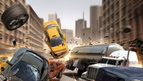 GTA Meets Speed Demon in Burnout Crash
