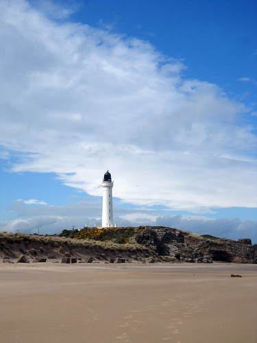 Lossie Lighthouse
