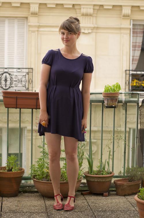 58 Rue de la Villette, Paris: 9 mai