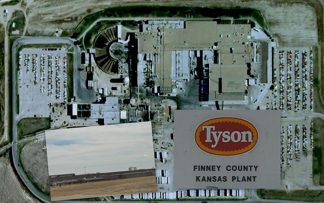 Tyson Finney County KS Plant
