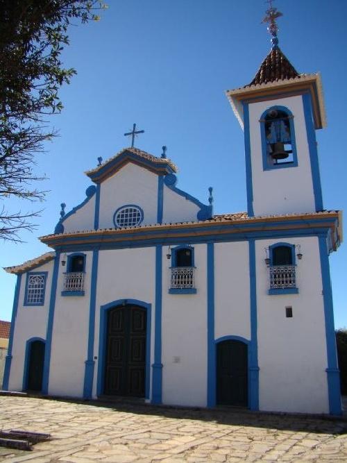 Igreja nossa senhora do Rosário - Diamantina - Brazil