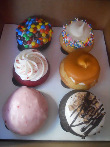 Batch Cupcakes