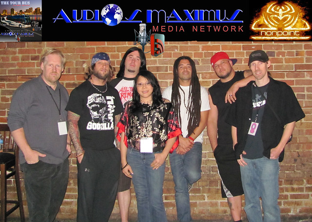 5735229353 953b7a8cf5 z The Crew Of Audios Maximus with Nonpoint