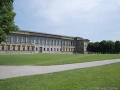 Alte Pinakothek Rückansicht