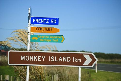 Road to Monkey Island