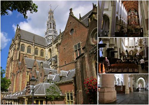 Haarlem • Sint-Bavokerk by Marcel van Gunst