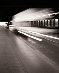 Exit Ghost (tealeg) Tags: bw white black munich münchen bayern bavaria iso100 bronica sw medium format 6x45 weiss ilford schwarz foma 65mm lc29 rf645 mittelformat zenza ilfotec zenzanon fompan