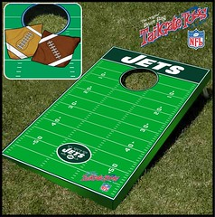 New York Jets Bean Bag Toss Game