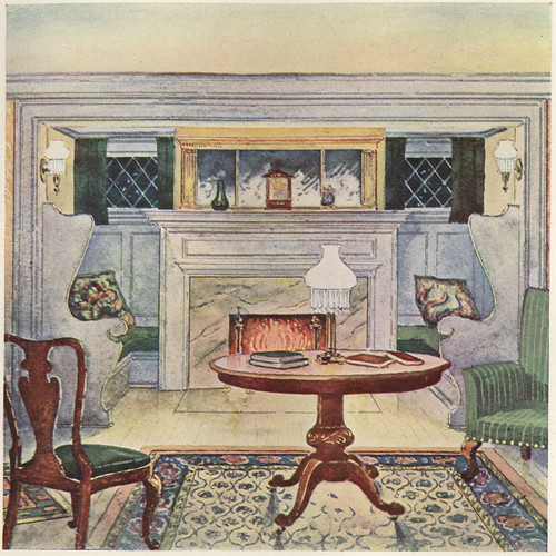 History Of The Interior Design: Cleveland Area History: Interior Design And The