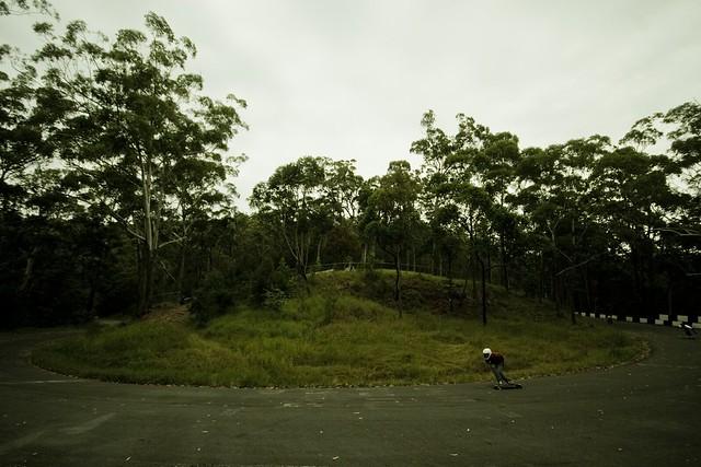 Hill Climb turn 9