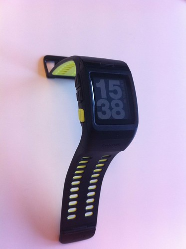 My Nike+ GPS watch (with TomTom co-branding), a cool gadget