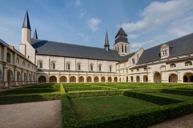 Abbaye de Fontevraud 04