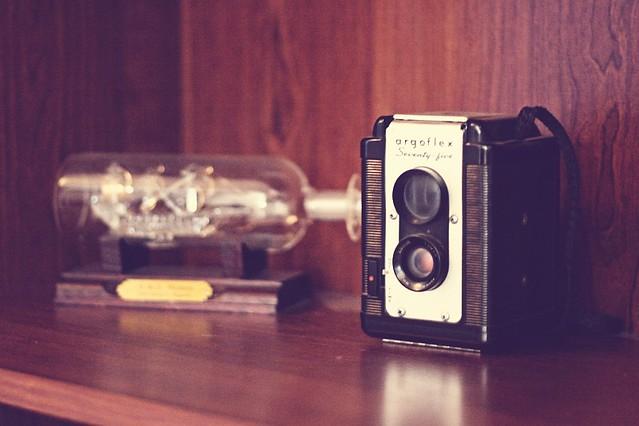 Argus Argoflex Vintage Camera