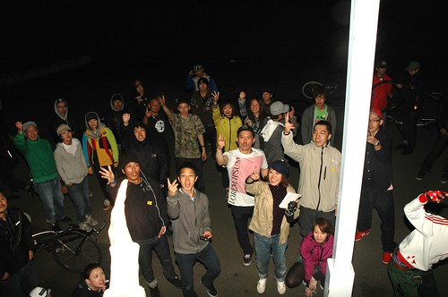 NORTH WHEELIE 201106/25(SAT)