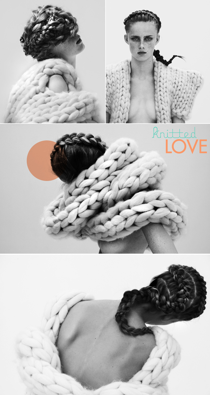 knitted LOVE: Nanna van Blaaderen