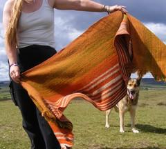 Sara shawl 6