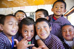 Bhutan (transcendentant) Tags: school smiling kids religious colorful bhutan natural buddhist traditional kingdom shangrila monks friendly serene dzong relaxed tranquil himalayas mystic easygoing budhist genuine unspoiled grossnationalhappiness bhutanesefort