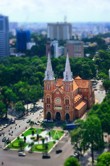 Nh th c B Saigon (TA.D) Tags: art nikon cathedral basilica vietnam tad saigon hochiminhcity conception immaculate d700 nhthcb