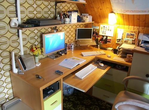 Computersetup Mai 2005