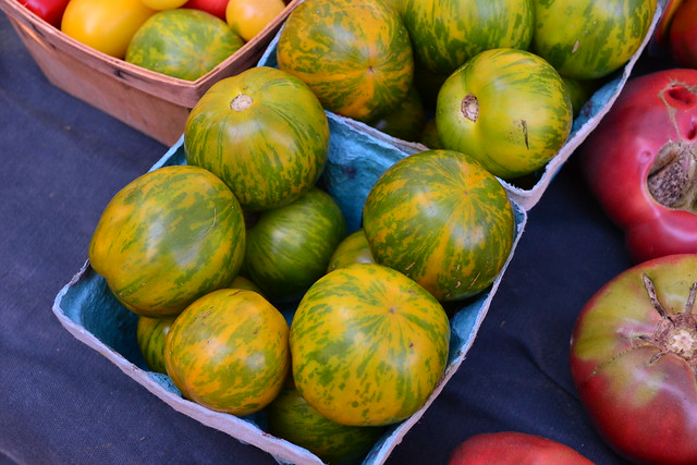 SOJ Zebra Tomatoes