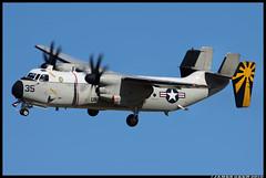 162170_VRC-30 (Scramble4_Imaging) Tags: grumman c2 c2a greyhound cod carrier usnavy usn unitedstatesnavy navalaviation airplane aerospace aviation aircraft
