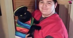 Happy Halloween! (Me and My cats costume) via http://ift.tt/29KELz0 (dozhub) Tags: cat kitty kitten cute funny aww adorable cats