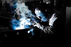 _MG_9835.jpg (koolchen) Tags: portrait plant planta mexico retrato workshop taller worker usine atelier trabajador welder ouvrier soldador soudure soudeur tlanepantla