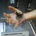 Luke's prosthetic hand