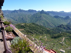 Gran Canaria - Artenara, Roque Bentaiga and Roque Nublo