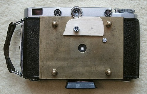 6930 pinhole camera