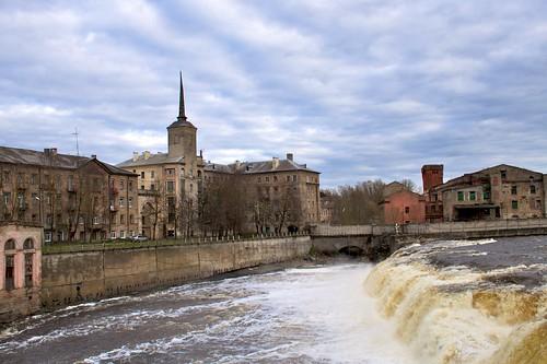 Narva Waterfalls