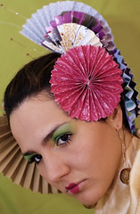 (Claudia Weber II) Tags: colors colori japon giappone ventagli nikond80 flashsb700
