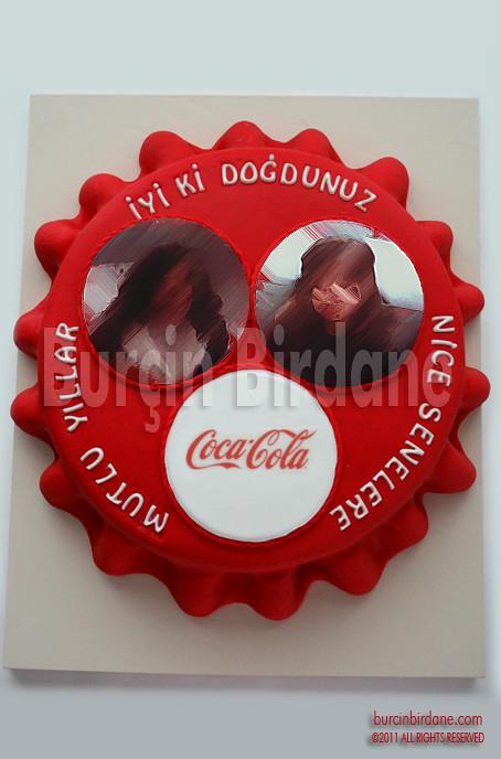 Coca-Cola Kapak Pasta