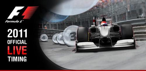 F1 2011 Timing App - CP